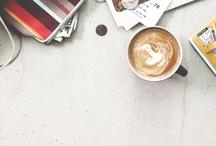 Coffee & Tea / making, drinking and savoring coffee and tea