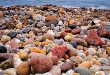 Stones / ~Love the way they feel and look~ / by Cheryl Poole-Musgrove