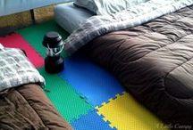 Camping Ideas / by Rachel Matheson