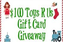 Fun Giveaways / Fun giveaways of family friendly prizes.