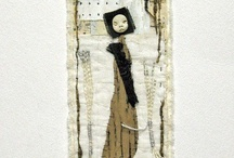 Fiber and Textile Art / by Jean bsk