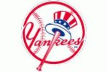 yankees~~~ / by Monica Torres