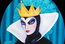 the evil queen~ / by Monica Torres