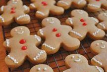 Christmas Treats / by Rachel Matheson