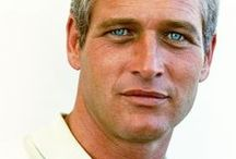 Paul Newman / My all-time favorite actor. / by Deanna Kimble