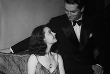The Oliviers / Vivien Leigh and Laurence Olivier, two brilliant performers and one of my all-time favorite Hollywood couples. / by Deanna Kimble