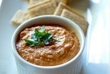 Tapenades, dips & sauces
