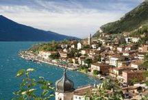Italy & Greece / by Rachel Follett (Lovely Clusters)