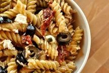Cooking Recipes - Pasta and Rice / by Juliana Kerrest