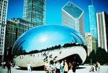 Rockin' Chicago / Stuff for me in my city! / by Jessica Myers (DeWitt)