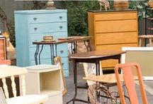 Sale & Booth Ideas / Ideas and pieces for cute yard sales.