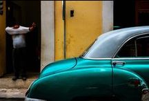 Cuba's Streets 2016 / Capturing Cuba's Streets with the Fuji X-Pro2 During Obama's Visit.