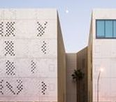 Palace of Justice / Size: 48,000 m2 Status: Completed  Project Design: 2006  Project Realisation: 2014 - 2017  Address: Calle Isla Mallorca, Calle Isla Formentera, Calle Isla Gomera, Calle Cantabrico, Córdoba, Spain Client: Junta de Andalucía, Sevilla  Design Team: Mecanoo and Ayesa  Programme: Courthouse with 26 courtrooms, a wedding room, a Forensic Institute, offices, a cafe, an archive, a prison and a parking garage.  Awards: 1st prize competition