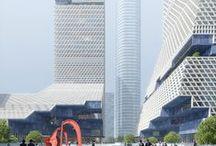 Global Headquarters of China Merchants Bank