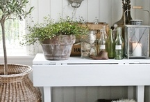 Decorating Ideas / by Tanya Keene