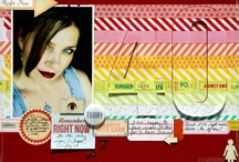 Scrapbook Layouts / by Missy Campbell Design
