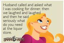 Funny / Humor / by BigHeadRocky