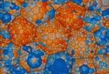 Orange & Blue / by Melissa Ramjus