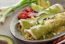 Mex/Tex/SW food recipes / by Jami Slater