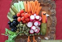 Appetizers / by Pam Feather-Estrada