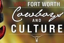 Foat Wuth I Luv U! / I grew up in Fort Worth, Texas and have always considered it my home town, even if I live just across the border in Arlington.  Cowboys and Culture!   ...no place like home! / by Kent Couch