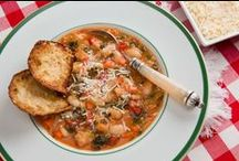 Soups and stews - recipes / by Jami Slater