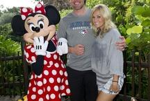 Celebrities Visit Disney!