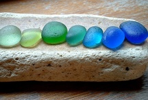 Sea Glass / by Mermaid Tears Jewelry