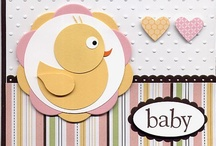 Cards - Baby / by Missy Campbell Design