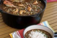 Southern & Cajun - recipes / by Jami Slater