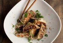 Asian - recipes / by Jami Slater