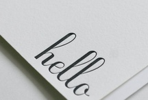 Stationary Trappings / stationary, cards, envelopes, wrapping paper, calligraphy, & all the extras ...it's all about the  presentation / by Melissa Ramjus