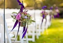 Ceremony {Aisle Markers}