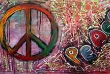 PeaCe / by Jennifer Harp-Douris