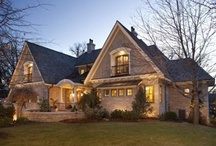 Curb Appeal / Ideas to spruce up your home's curb appeal and inspirational homes.