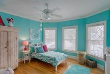 Kids Spaces / Children's bedrooms & playrooms. Amazing pictures and fun design ideas.