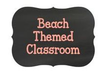 Beach Theme Classroom / by A Trendy Teacher