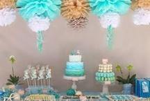 Under the Sea / Mermaid Party Ideas / by Nikki Warden