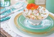 Tiffany Blue Party Ideas / by Nikki Warden