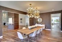 Dining Room / Dining rooms and eat-in kitchen areas around MN and WI, and some for inspiration.