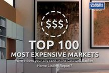 In the News / News about Coldwell Banker Burnet and our sales associates.