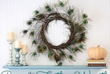 Wreaths / by Pam Feather-Estrada