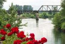 Snohomish, WA / Snohomish, WA | Historic downtown Snohomish. Antique Capital of the Northwest. Proud to call it home sweet home!