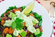 Healthy breakfast & lunch ideas / by Nikki Warden