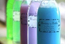 Natural Products / Cleaners, toiletries, remedies  / by Danielle Torrence