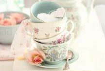 tea time / by Nikki Warden