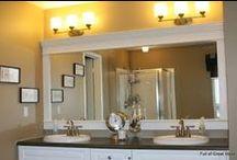 Master Bathroom Makeover / by Nikki Warden
