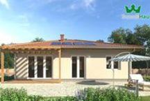 Projekt TB23 - Scandi Haus SK / Vychutnávajte si slnečné rána z terasy tohto domu. Ponúka mnoho priestoru pre vás i vašich blízkych. Mesačné náklady na bývanie v dome sú do 80 €. Realizácia projektu domu na kľúč do 3 mesiacov. Naše projekty spĺňajú energetický certifikát triedy A. Cena: 80 800 € (s DPH) Stavajte aj vy s nami... :) Our projects meet the energy certification of Class A. Implementation of the project house key in three months. Monthly fee for energies 80 €. Price 80 800 € (with VAT)