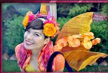 The Faeries of Happily Ever Laughter / Meet the Faeries of Happily Ever Laughter, a Whimsical Entertainment company based in California.   Our Pinterest Board includes photos of our performers, things we are inspired by, and some of the places we've performed over the years.   Faerie on!
