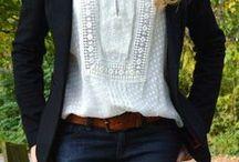 Fashion help! / by Lexine Severtson